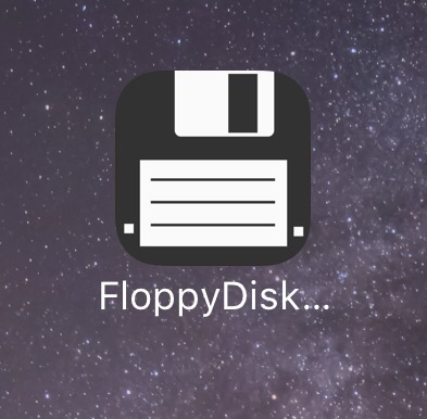 icon FloppyDiskFlight