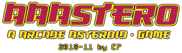 AAAstero Logo