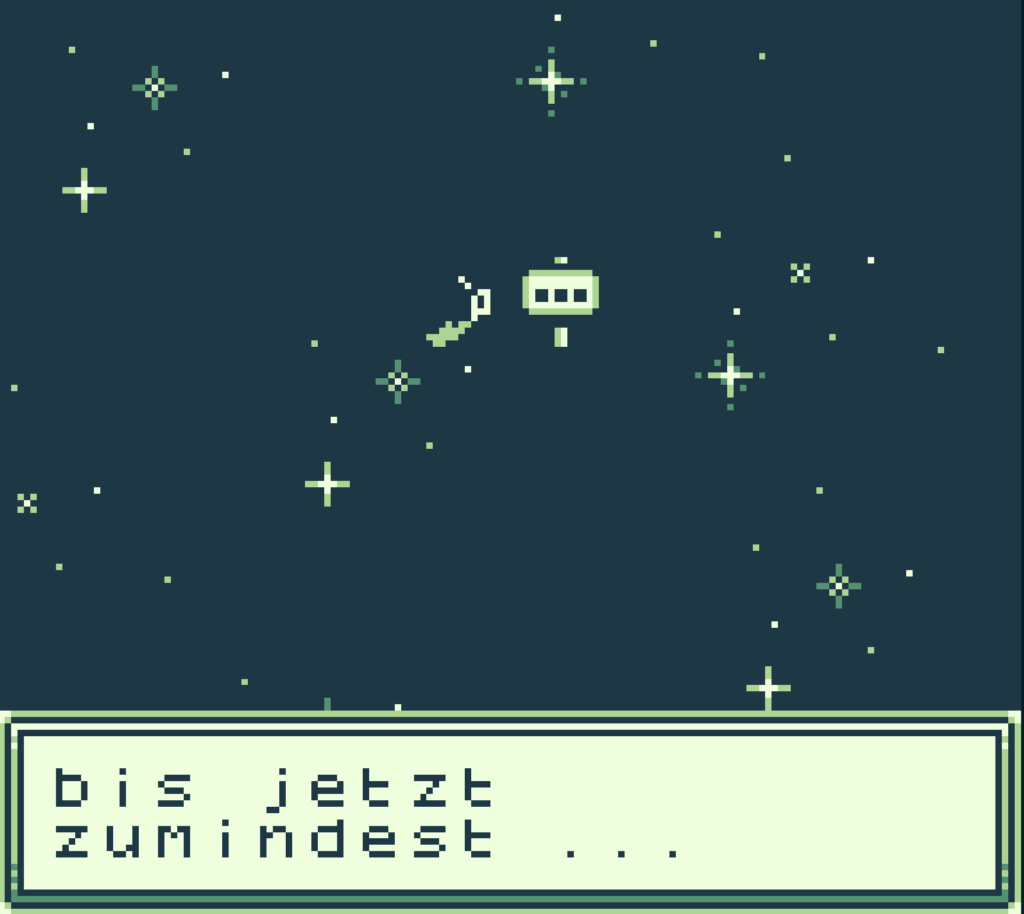 screen shoot - Game boy spiel - Web Desktop Version ... in Space